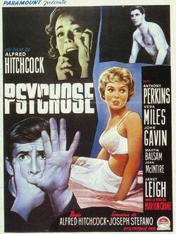Psychose - Alfred Hitchcock