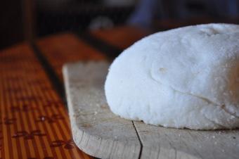 Pâte à sucre (pour décoration de gâteau)