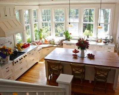 Dans la cuisine - Aménagement 1