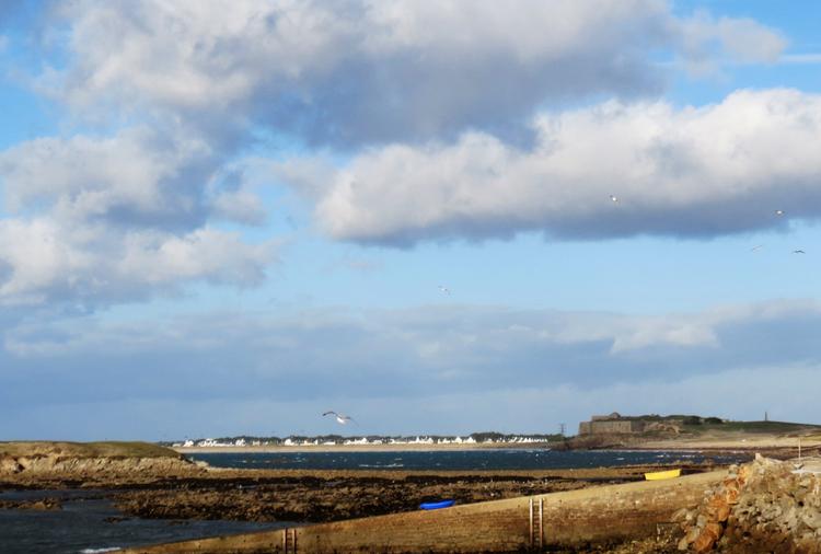 Portivy Saint Pierre de Quiberon : Le port