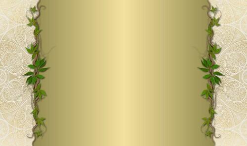 marron bord beige