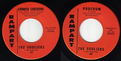 THE SOULJERS