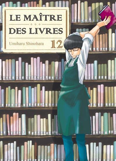 Le Maître des livres - tome 12 (2017)