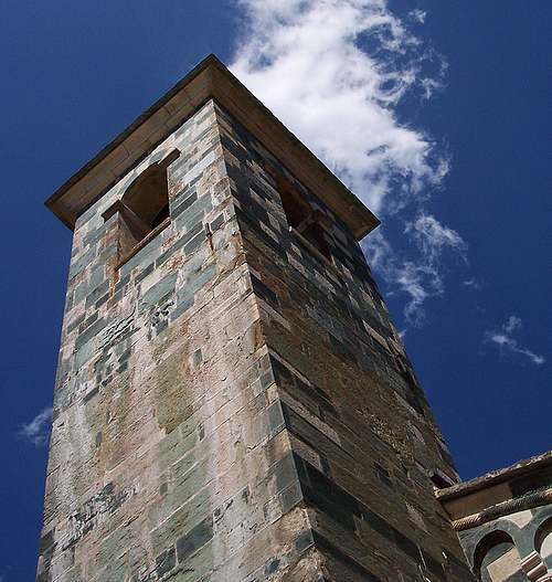 Eglise San Michele de Murato - Corse -
