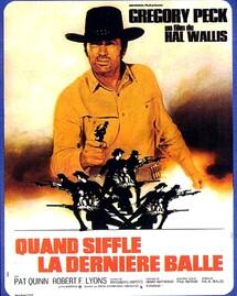 QUAND SIFFLE LA DERNIÈRE BALLE BOX OFFICE FRANCE 1971