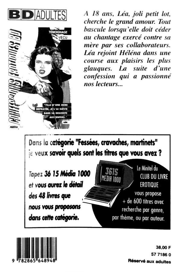 Chantage 2 (Léa)