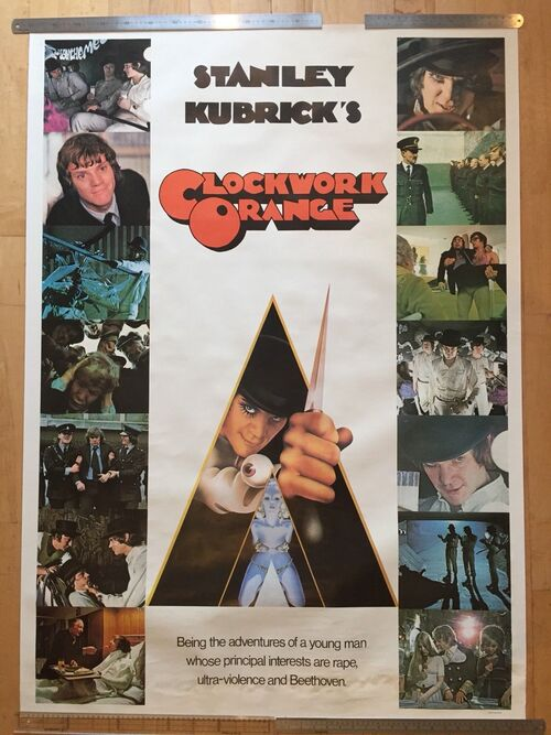 ORANGE MECANIQUE - STANLEY KUBRICK BOX OFFICE