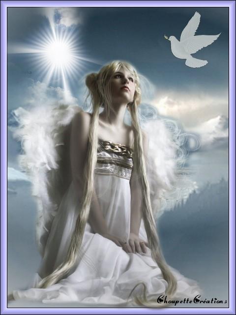 Défi challenge ;un ange passe
