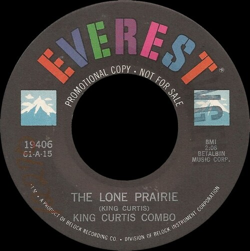 """King Curtis : CD """" The Early Years 1953-1961 Volume 2 """" Soul Bag Records DP 09 [ FR ]"""