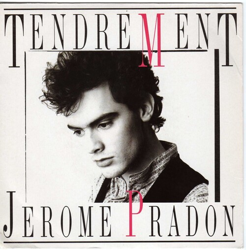 Jerome Pradon - Tendrement (1987) 01