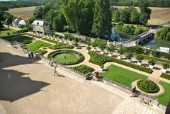 Rigny Ussé, visite au Château de la Belle au Bois Dormant