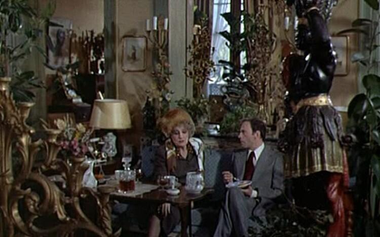 ROMY SCHNEIDER-JEAN LOUIS TRINTIGNANT-LE MOUTON ENRAGE -1974