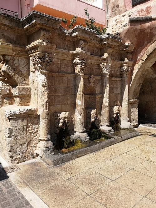 Voyage en Crête: 2eme partie - Rethymnon
