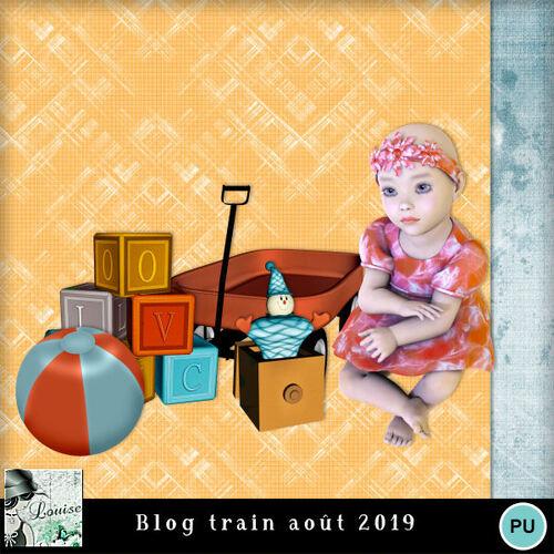Blog Train My Memories août 2019