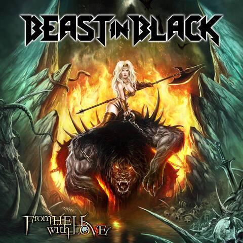 """BEAST IN BLACK - """"Die By The Blade"""" (Lyric vidéo)"""