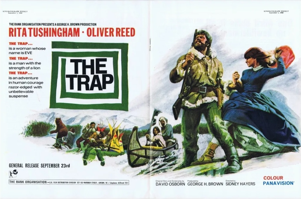 THE TRAP BOX OFFICE 1966
