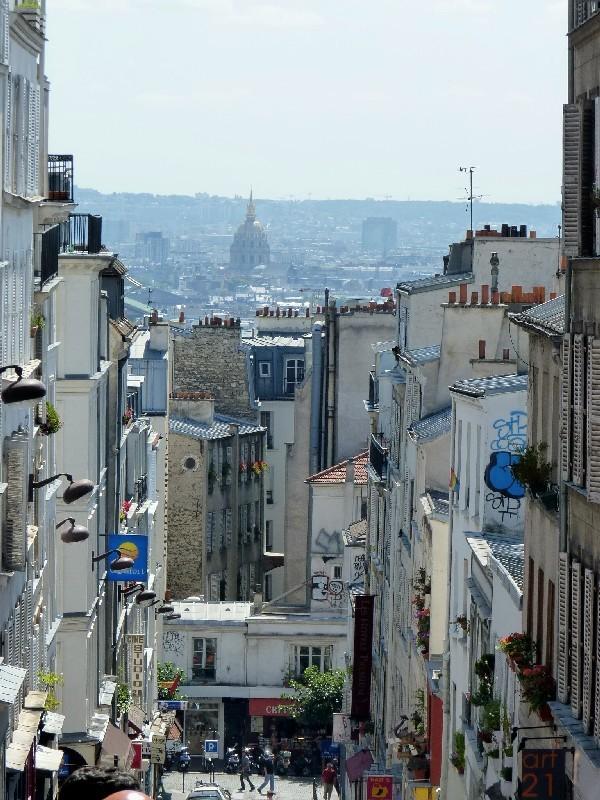 10 - Les Invalides depuis la rue Lepic