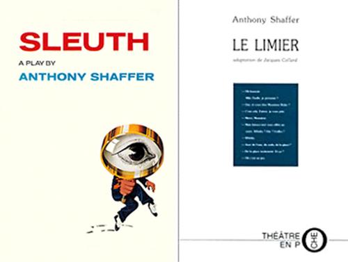 Le limier, Sleuth, Joseph L. Mankiewicz, 1972