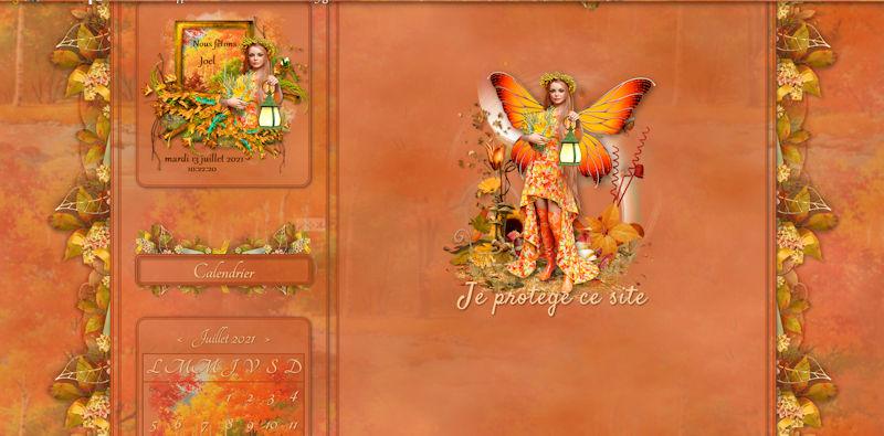 Kit automne complet pour Passe-Rose