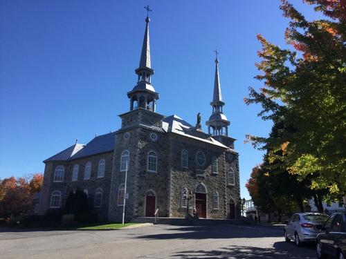 Notre Road trip Canada,Quebec chemin du Roy part  8