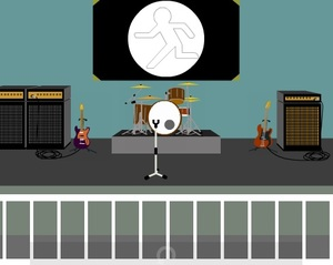 Jouer à Find the escapemen 99 - Live house