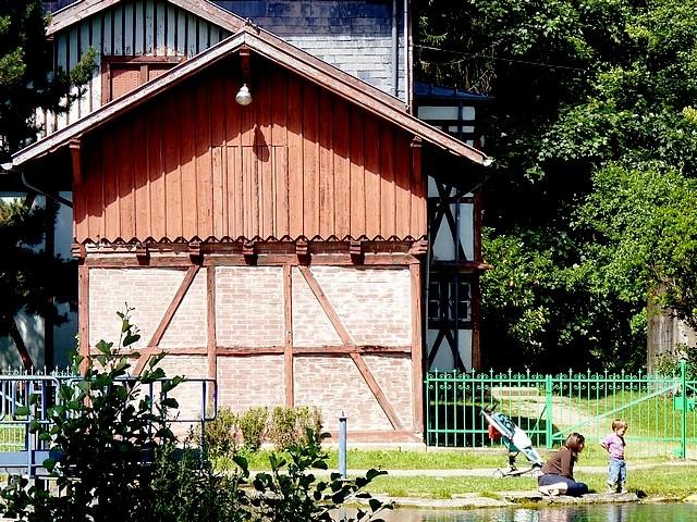 Les péniches de Metz 18 Marc de Metz 12 07 2012