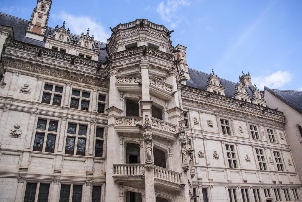 Chateau de la loire 3 Blois