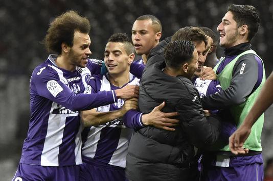 Toulouse a battu Bastia (4-0) samedi en Ligue 1.