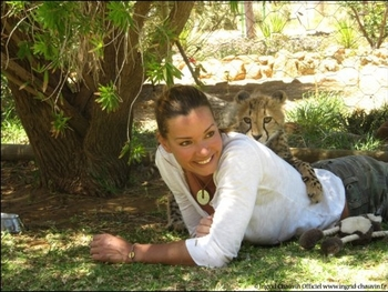 Ingrid Chauvin animaux sauvages sur location