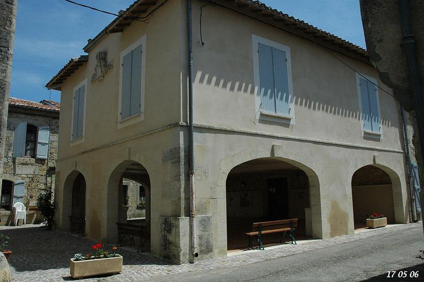 2002/2003: Mairie de Terraube 32 - Grattieri architecture