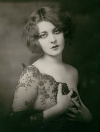Marion Benda, 1920s, Ziegfeld Follies dancer