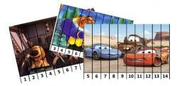 Puzzles mathématiques, numération, comptine numérique, maternelle, CP , Gs, cycle 2