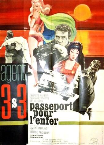 BOX OFFICE PARIS DU 30/03/1966 AU 05/04/1966