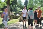 Bozpafor en déplacement à Curlande :