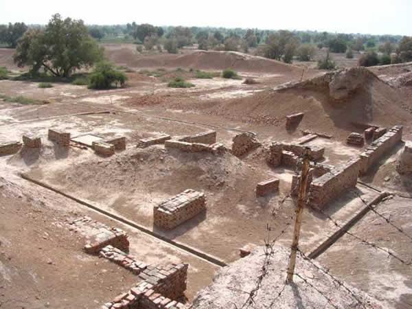 Énigmes Archéologiques:  Civilisation de la vallée de l'Indus