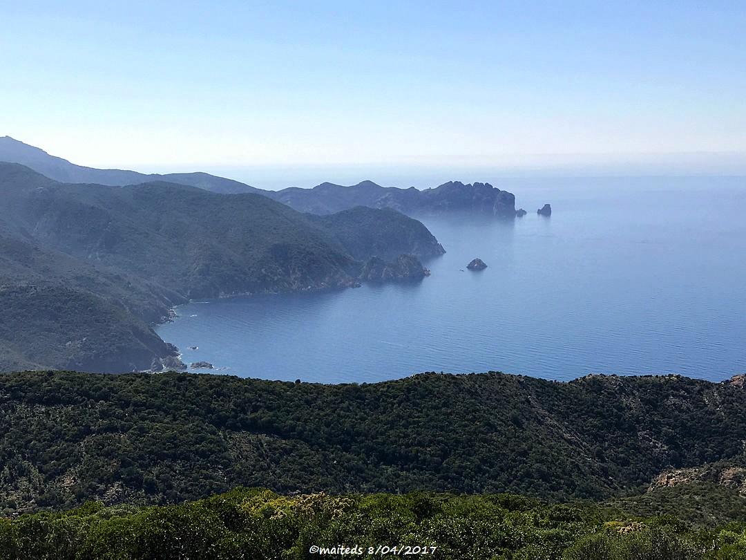 Les croix de la Pointe Muvrareccia - Galéria - Corse