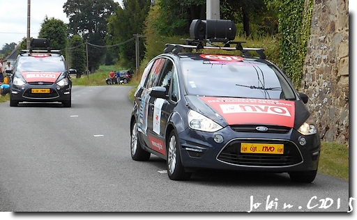 Suite 5 Caravane Tour de France 2015