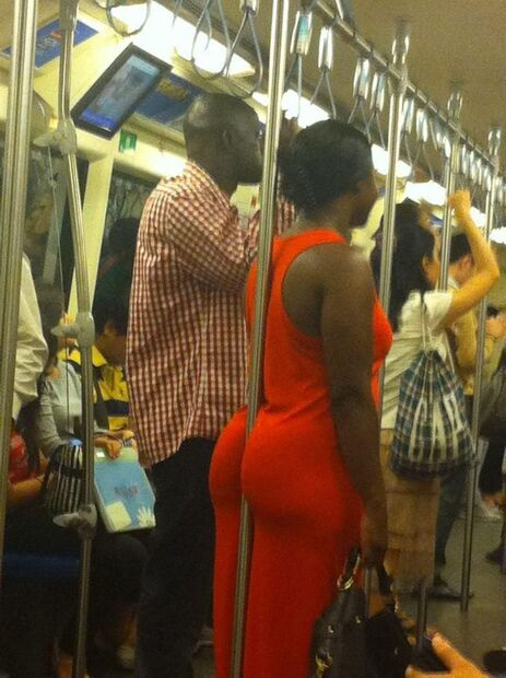 Le nouveau cale-fesses de la régie des bus.