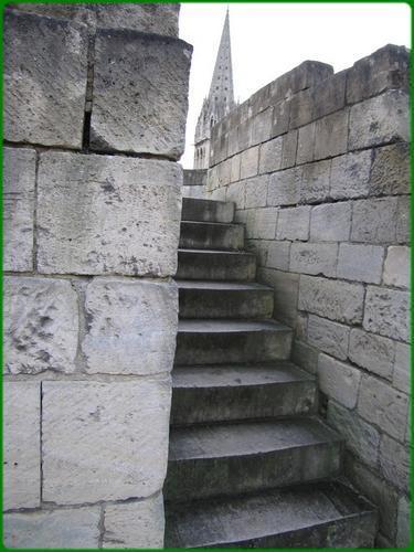 escalier-Zezette