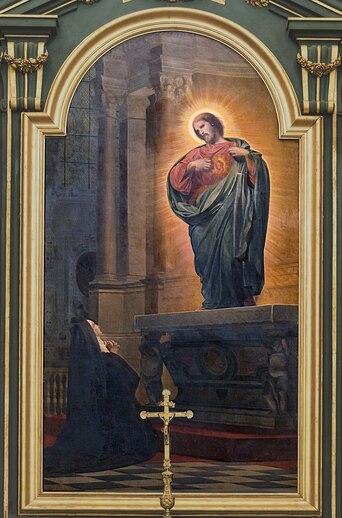 Image illustrative de l'article Marguerite-Marie Alacoque