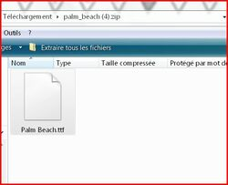 Tutoriel 43 Comment ajouter des polices à votre Photofiltre ou sur votre ordinateur