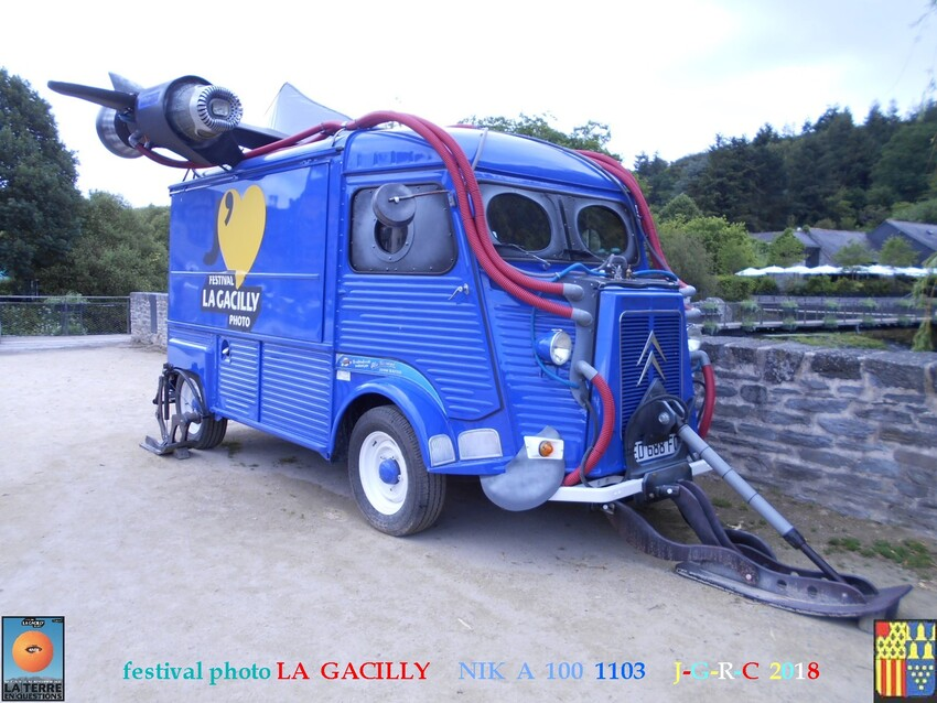 FESTIVAL PHOTO  2018  LA  GACILLY    D  21/06/2018     1/2  LIB CHA