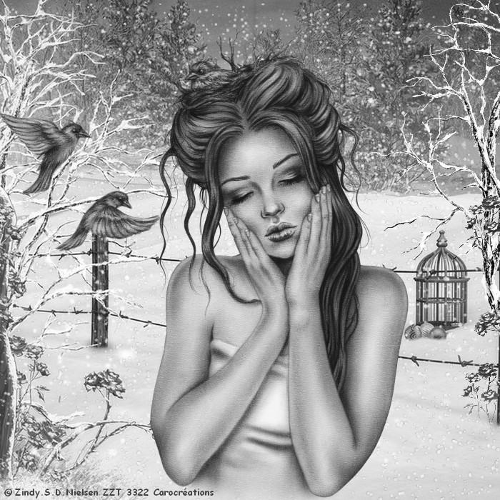 douceur d'hiver...