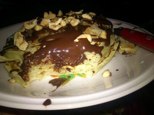 Des Pancakes Américains pour le brunch du dimanche