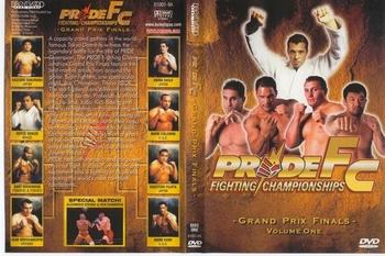 PRIDE GP 2000 FINAL CONFLICT