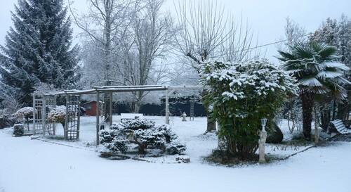 Il neige sur PipiouLand