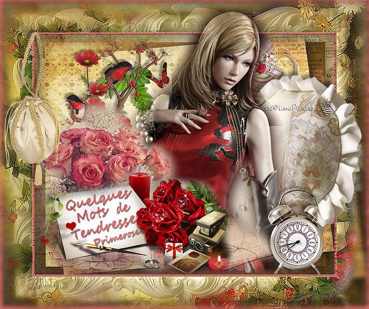 Stephanie Bon Anniversaire Primerose
