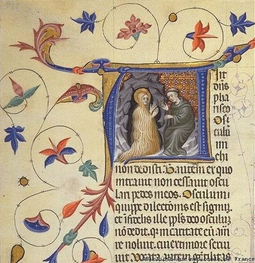 Saint Sidoine, abbé en Normandie († v. 684)