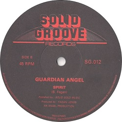 Guardian Angel - Spirit