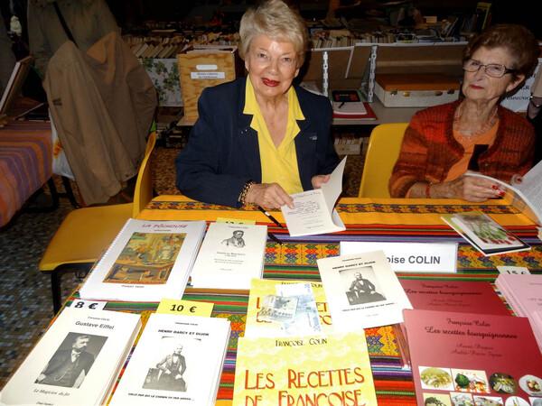 """La quatorzième édition """"Des livres au village"""" a eu lieu  dimanche 12 octobre à Recey sur Ource"""